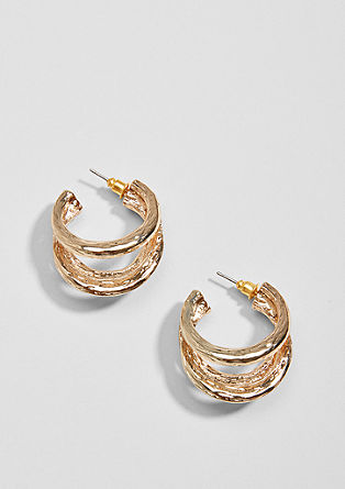 Earrings from s.Oliver