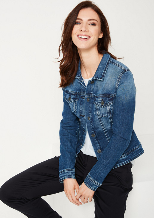 3b4329f733 ... Vintage-style denim jacket from comma ...