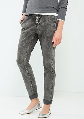 Classic jeans in a dark wash from s.Oliver