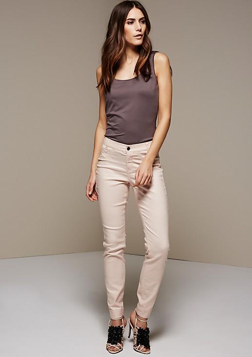 Leichte Jeans mit tollen Detailarbeiten