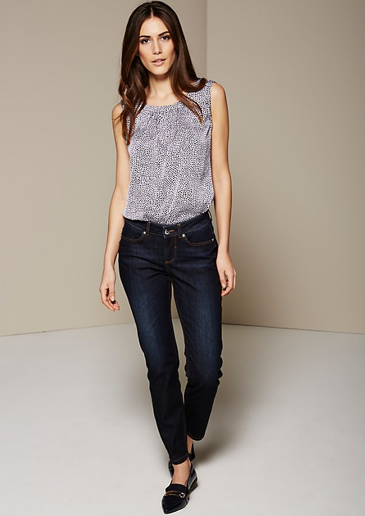 Classic jeans in a subtle wash from s.Oliver