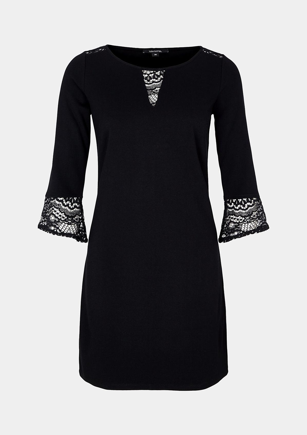 Glamouröses Abendkleid mit Spitzenverzierungen