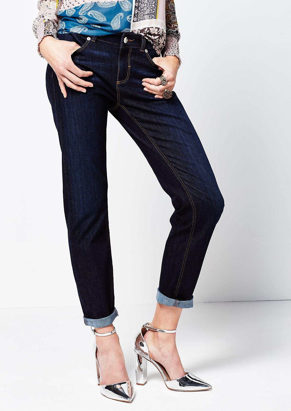 Leichte Jeans im klassischen Look
