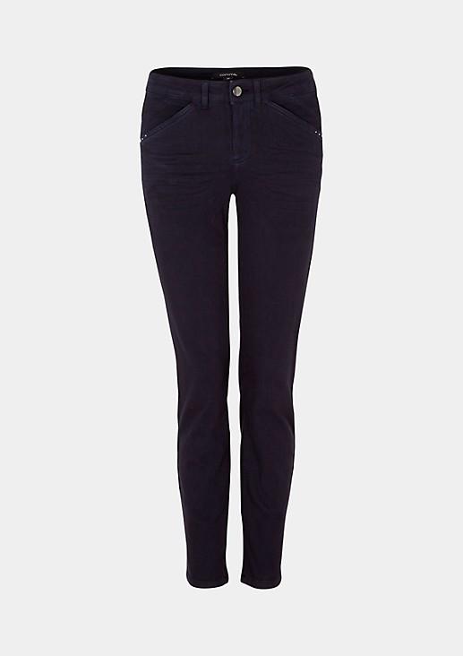 Schöne Jeans in dunkler Waschung