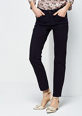 Beautiful jeans in a dark wash from s.Oliver
