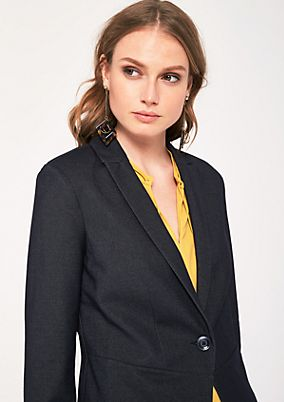 Blazer with decorative details from s.Oliver