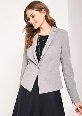 Blazer with decorative details from comma