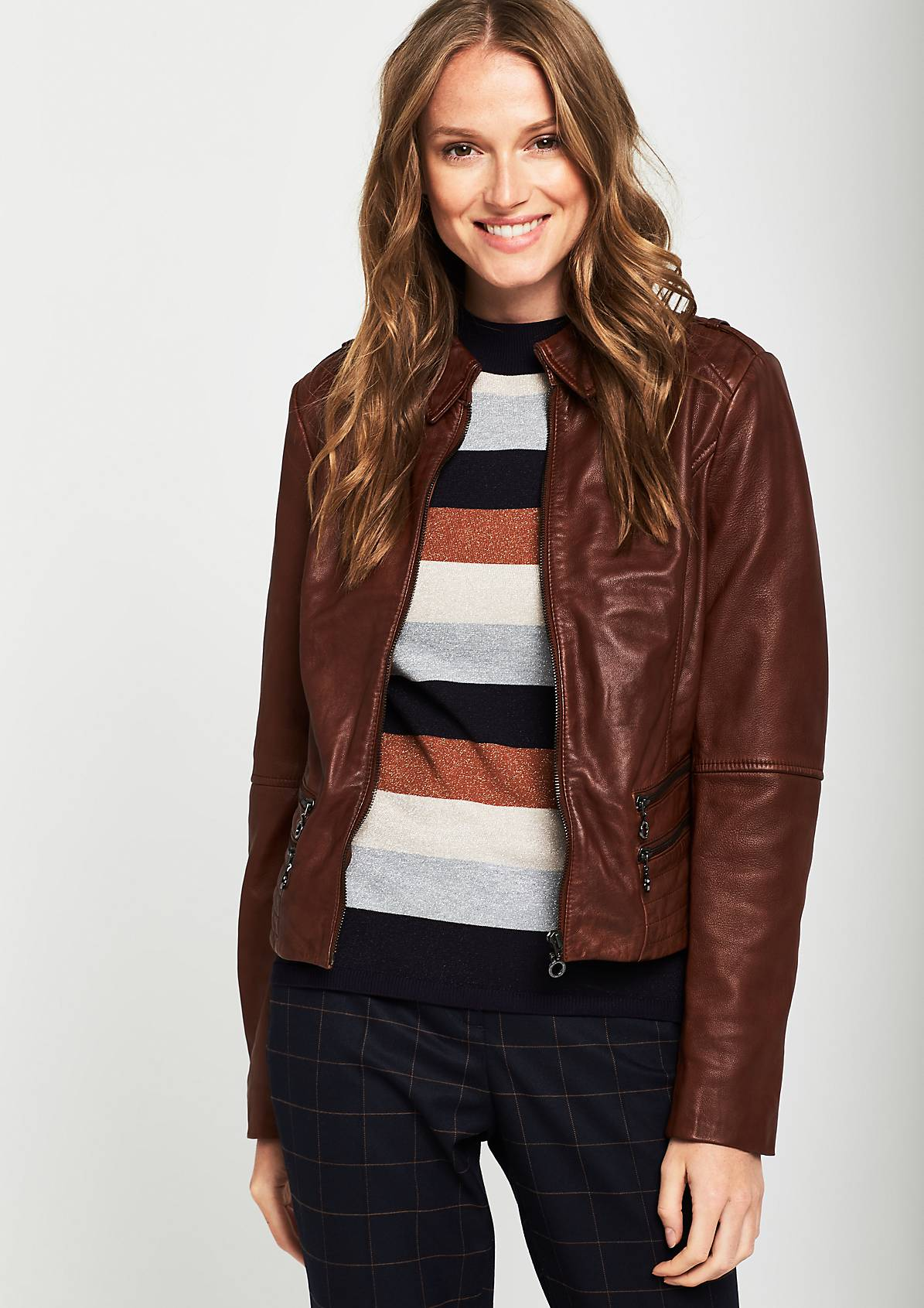 Leather Jackets for Women | comma Fashion