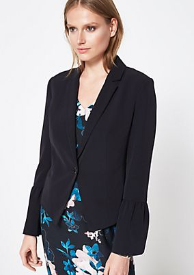 Elegant blazer with decorative details from comma