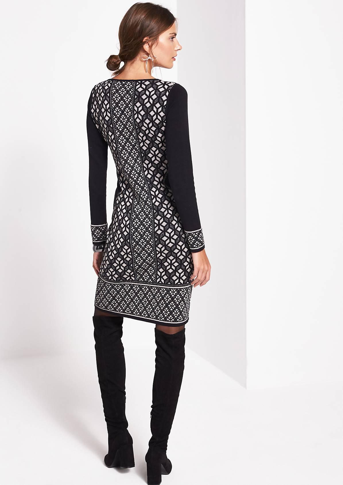 81.712.82.4137 Abendkleid | Fashion & Mode | comma Online-Store