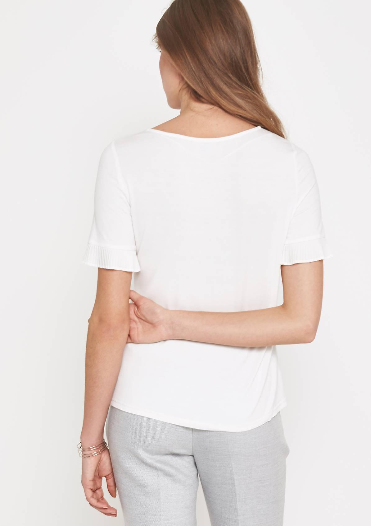 34df3dd2b 81.803.32.3269 Kurzarmshirt | Fashion & Mode | comma Online-Store