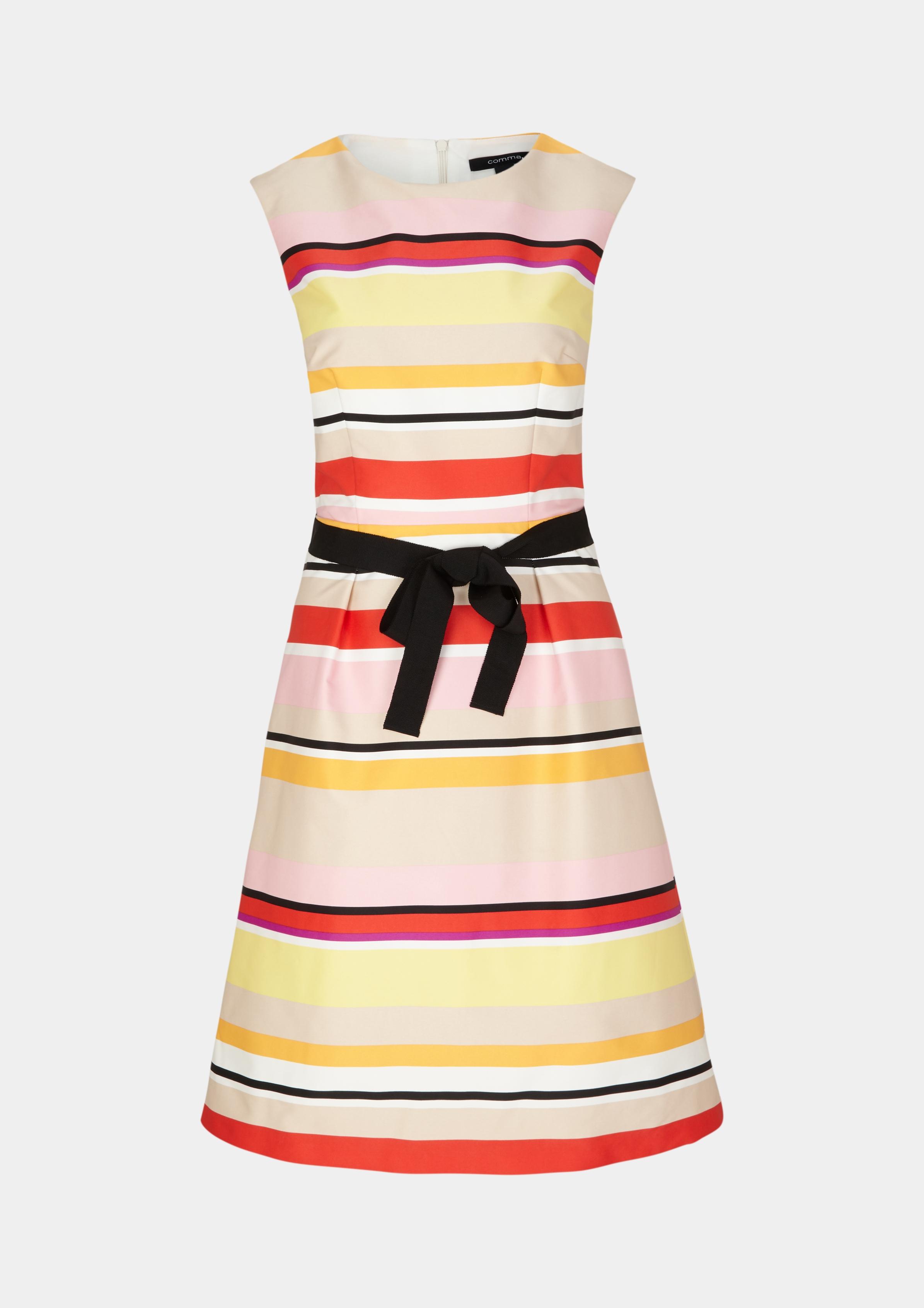Abendkleid | Bekleidung > Kleider > Abendkleider | Rot | 100% polyester | comma