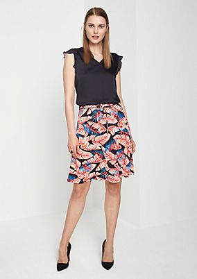 Skirt from comma