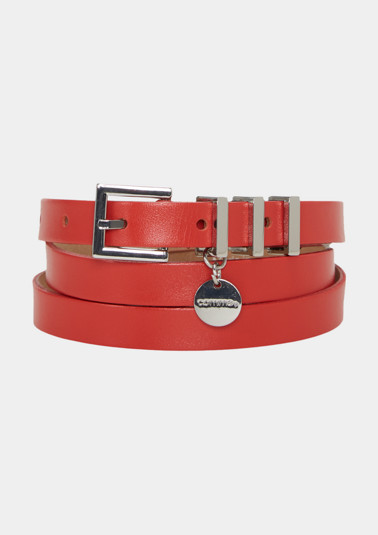 Belt from comma