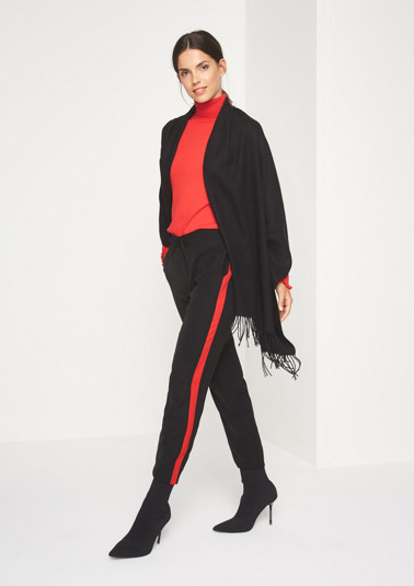 Casual trousers in a mix of colours from comma