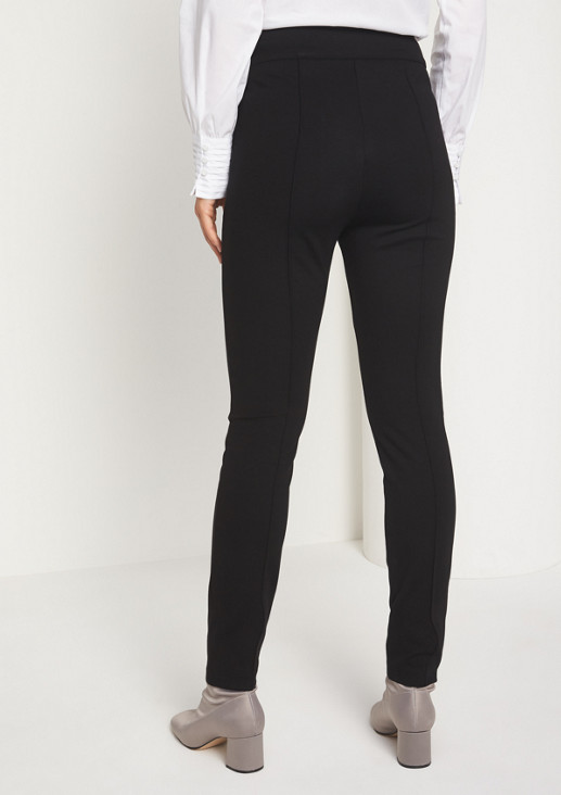 Fine business trousers with decorative details from comma