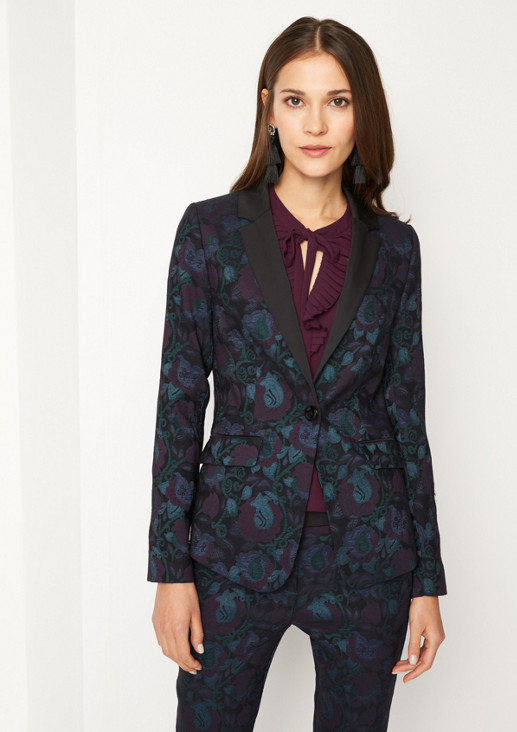 4136 Mode 81 Online 54 Comma 811 Businessblazer Store Fashion amp; E6xRw4qxp
