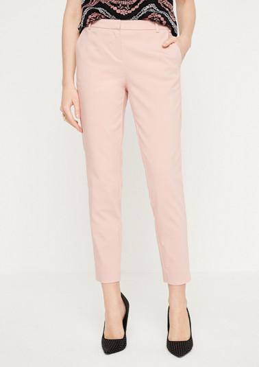 Elegant business trousers with waist pleats from comma
