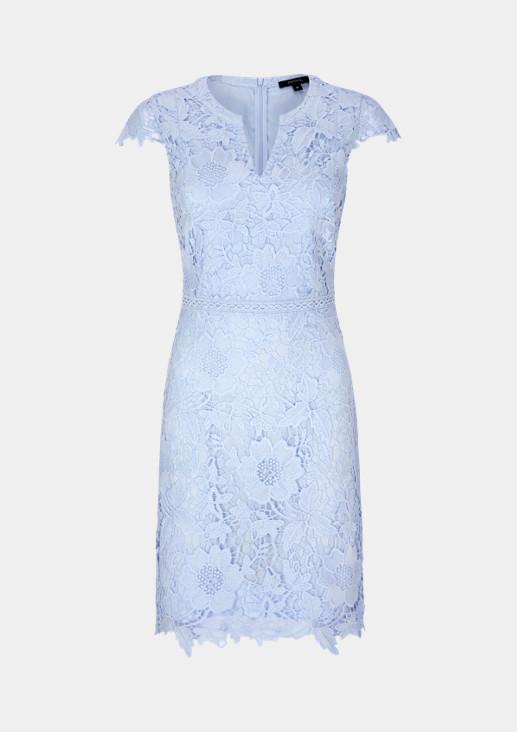 Abendkleid aus hauchzarter Spitze