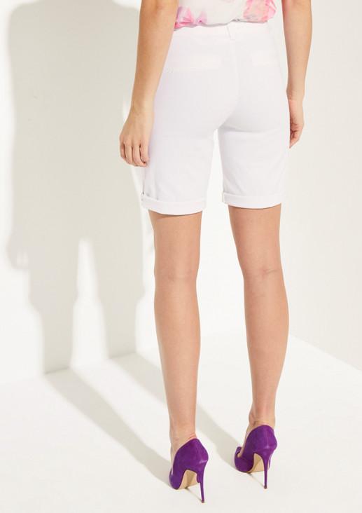 Sommerliche Shorts mit smarten Details