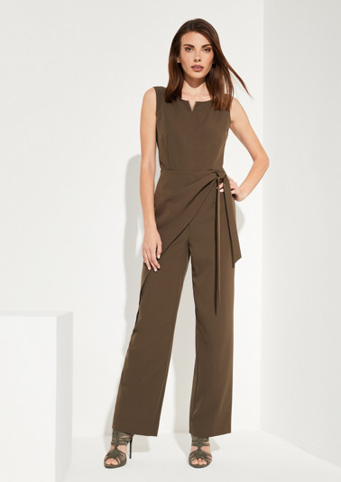Jumpsuit with exciting details from comma