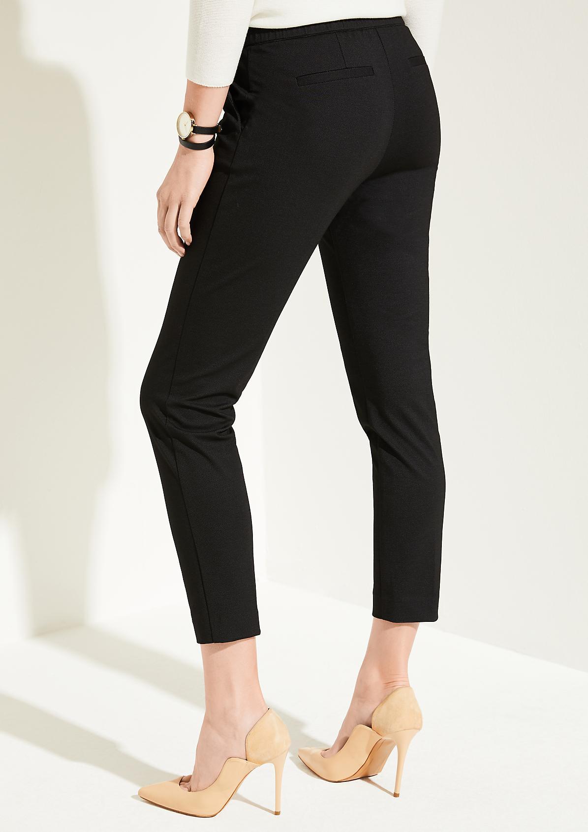 Loungepants mit aufregendem Minimalmuster
