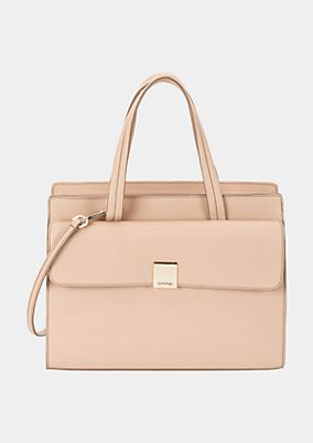 Lovely handbag in soft faux leather from s.Oliver