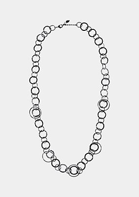 Elegant ring necklace from comma