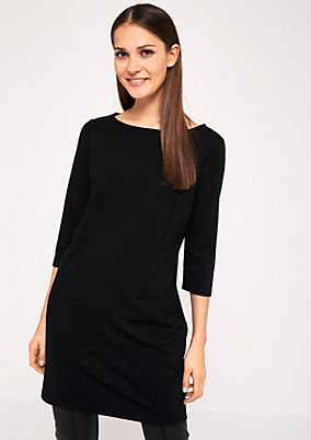 Sporty top with 3/4-length sleeves from comma