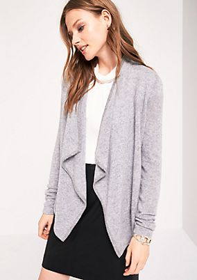 Soft cardigan with decorative details from s.Oliver