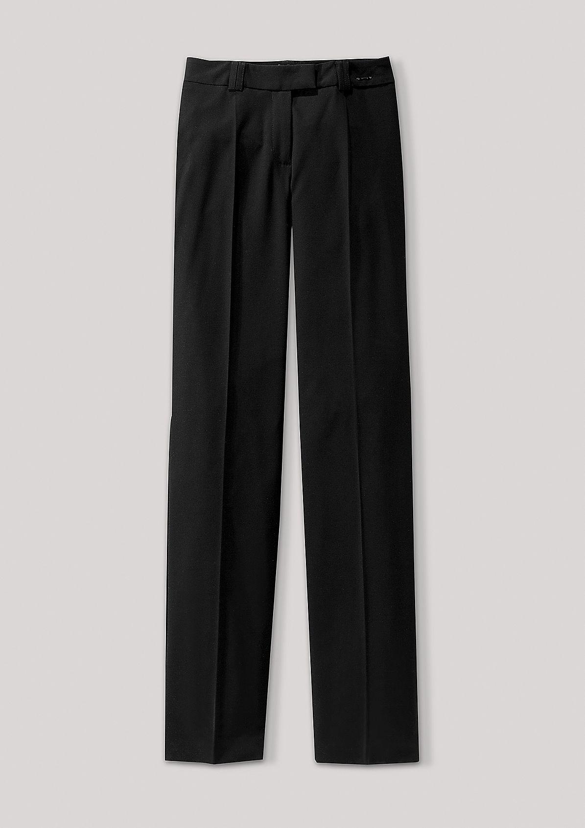 Elegante Hose mit Bügelfalten