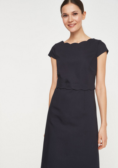 Elegant sheath dress with decorative details from comma