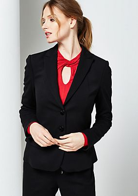 Beautiful blazer with decorative details from s.Oliver