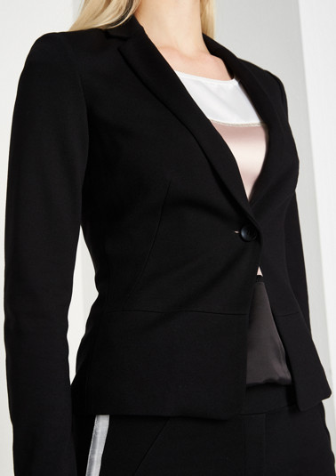 Businessblazer mit smarten Details