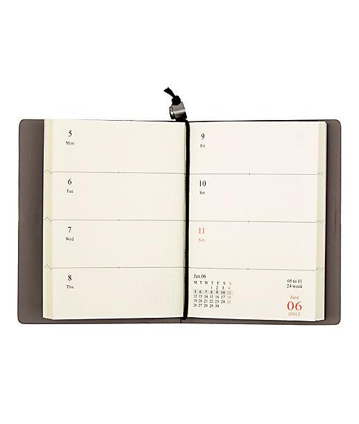 Wochenkalender CalendarB 2017