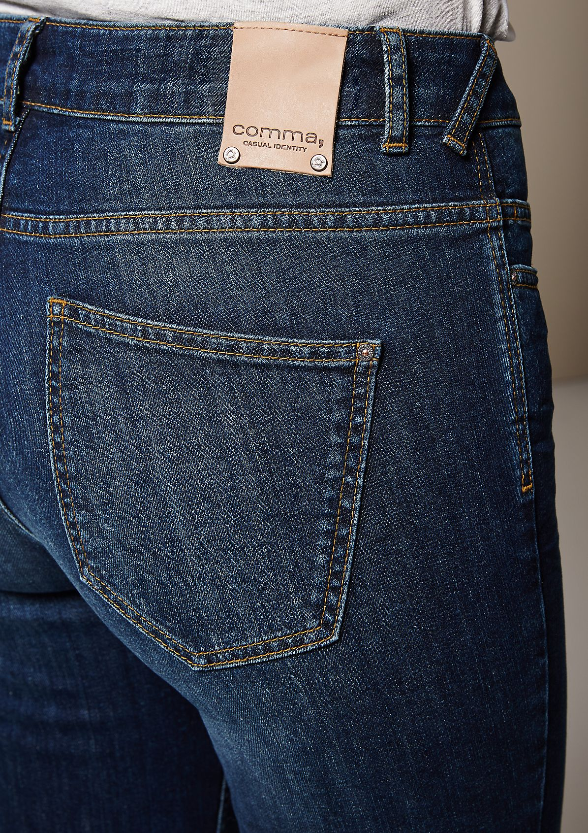 Classic jeans with a cool vintage finish from s.Oliver