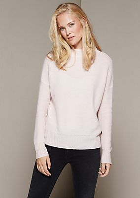 Soft knit jumper from comma