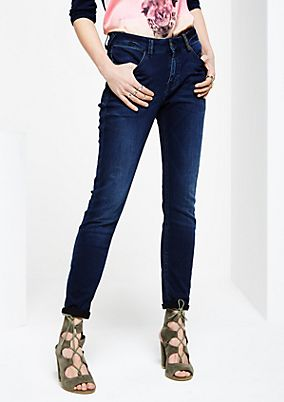 Casual 7/8-length jeans from s.Oliver