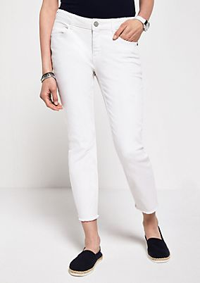 Casual 7/8-length trousers from s.Oliver