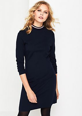Sporty casual dress with wonderful details from comma