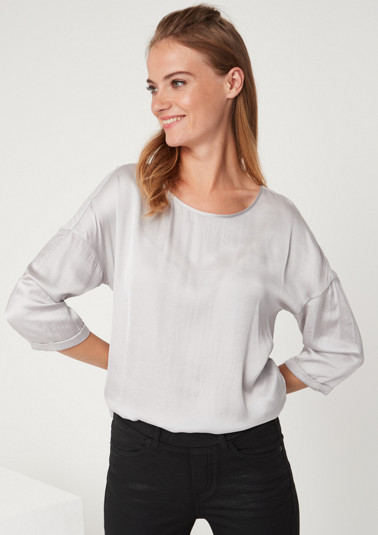 Lightweight top in a material mix from comma