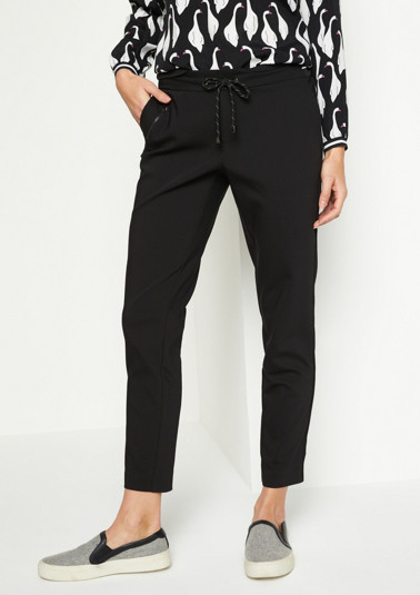 Elegant 7/8-length trousers from comma