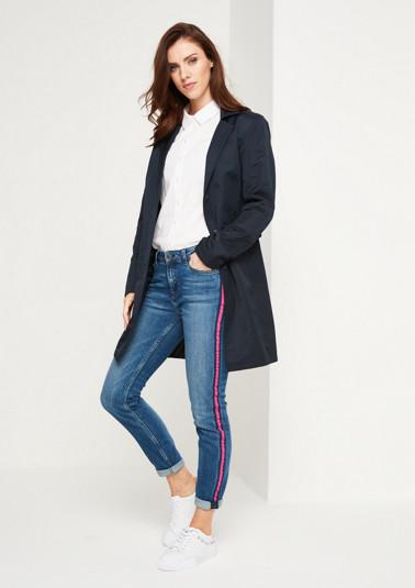 Lässige Jeans mit Seitenstreifen