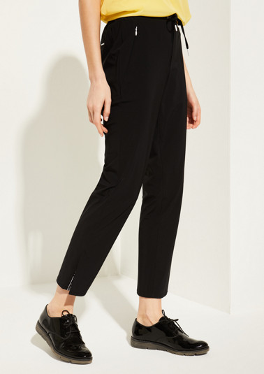 Casual 7/8-length trousers from comma