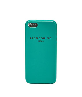 Mobile phone case for the iPhone 5 from liebeskind