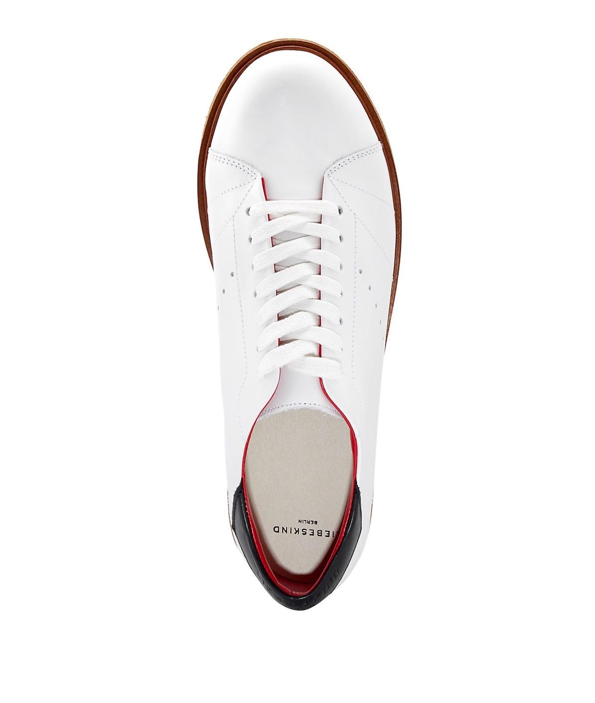 Glattleder Sneakers LS0114