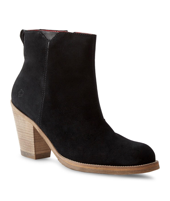 Rauleder Ankle Boots LS0122