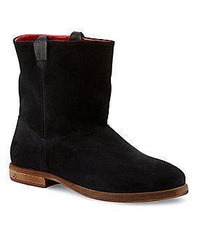 Short leather boots LS0124   LiebeskindBerlin
