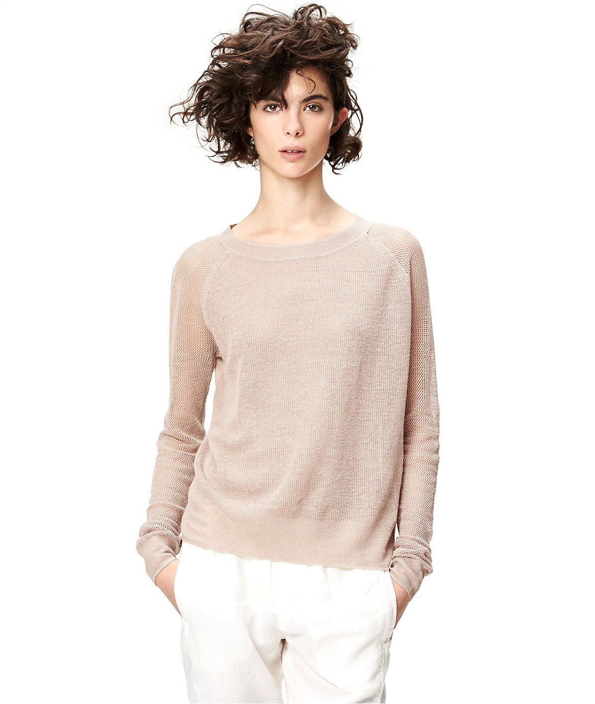 Lightweight knit jumper S1165001 from liebeskind