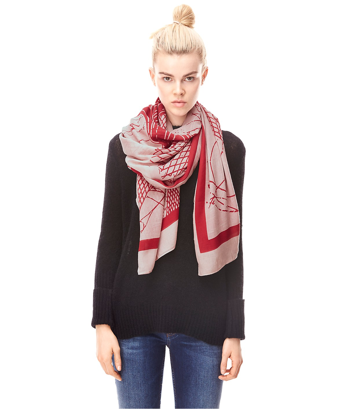 Scarf H1169503 from liebeskind